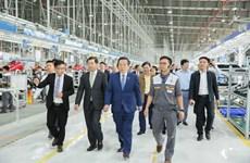 'VinFast phải là hạt nhân thúc đẩy công nghiệp Việt Nam phát triển'