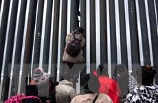 """Mexico mong muốn """"trật tự"""" cho người di cư Trung Mỹ tới Mỹ"""