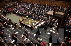 Vấn đề Brexit: Hạ viện Anh bác bỏ 4 đề xuất lựa chọn thay thế