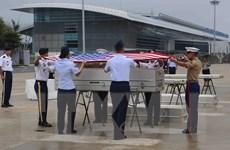 Hồi hương hài cốt quân nhân Mỹ mất tích trong chiến tranh ở Việt Nam