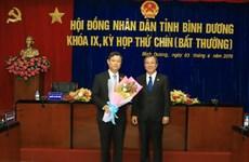 Ông Võ Văn Minh được bầu giữ chức Chủ tịch HĐND tỉnh Bình Dương