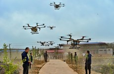 Trung Quốc công nhận điều khiển drone, chơi game là nghề nghiệp