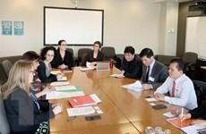 Thúc đẩy mạnh mẽ quan hệ giữa Quốc hội hai nước Canada và Việt Nam