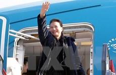 Chủ tịch Quốc hội Nguyễn Thị Kim Ngân lên đường tham dự IPU-140