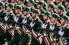 Mỹ liệt quân đội Iran vào danh sách tổ chức khủng bố