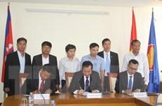 Đại học của Việt Nam và Campuchia hợp tác đào tạo nguồn nhân lực