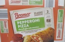 Mỹ thu hồi 30.000 kg bánh mỳ kẹp đông lạnh sau khi phát hiện dị vật