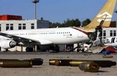 Libya đình chỉ các chuyến bay đến thủ đô Tripoli sau vụ không kích