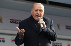 Tổng thống Erdogan: Mua S-400 là quyền chủ quyền của Thổ Nhĩ Kỳ