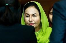 Malaysia: Vợ của cựu Thủ tướng Najib bị buộc tội nhận hối lộ