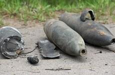 Nổ lớn nghi do cưa bom tại nhà dân, một người tử vong