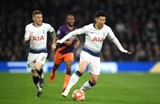 Cận cảnh bàn thắng của Son Heung-min vào lưới Man City