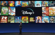 Disney chính thức ra mắt dịch vụ truyền hình, cạnh tranh Netflix