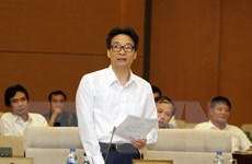 Ủy ban Thường vụ Quốc hội: Thúc đẩy phát triển thư viện số