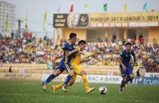 V-League thay đổi thứ hạng ở nhóm đầu sau vòng đấu thứ 5