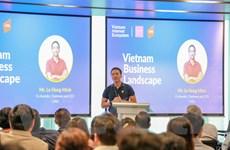 Kết nối nhân tài thúc đẩy hệ sinh thái Internet ở Việt Nam
