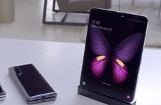 Samsung hé lộ chi tiết thông số kỹ thuật của điện thoại Galaxy Fold