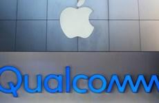 """Apple và Qualcomm bất ngờ tuyên bố """"đình chiến"""" trên toàn cầu"""