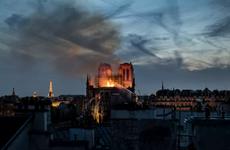 Thông tin sai lệch về vụ cháy nhà thờ Đức Bà phát tán trên mạng xã hội