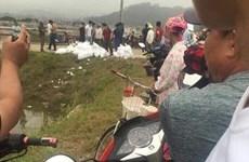 Công an Nghệ An: Số bột trắng vứt bên đường là ma túy đá