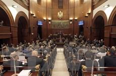 Quốc hội Ai Cập thông qua sửa Hiến pháp, kéo dài nhiệm kỳ tổng thống
