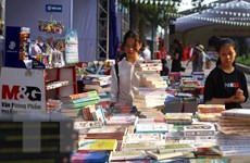 Sôi động lễ khai mạc Ngày sách Việt Nam lần thứ 6