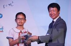 Trao tặng 10.000 cuốn sách cho học sinh tiểu học tại TP Hồ Chí Minh