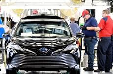 """Các doanh nghiệp ôtô """"thấp thỏm lo âu"""" trước nguy cơ Mỹ áp thuế"""