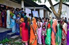 Bầu cử Hạ viện Ấn Độ: Tỷ lệ cử tri bỏ phiếu vòng 3 đạt mức thấp