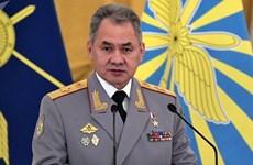 Ông Shoigu: Thượng đỉnh Nga-Triều tạo xung lực cho hợp tác quốc phòng