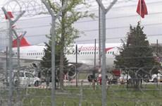 Bắt giữ nhóm nghi can đánh cắp hàng triệu euro tại sân bay Albania