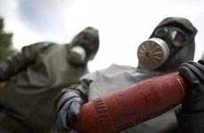 Syria cáo buộc phe nổi dậy chuẩn bị phát động một vụ tấn công hóa học