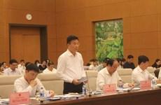 Bộ Tư pháp: Không nên rút ngắn thời gian thẩm định dự án luật