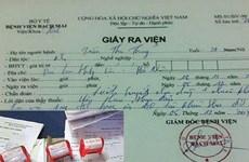Khởi tố hình sự vụ án làm giả giấy tờ Bệnh viện Bạch Mai