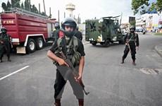 Tổng thống Sri Lanka thay lãnh đạo quốc phòng sau vụ đánh bom
