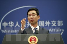 Trung Quốc sẵn sàng phối hợp với Nga, Triều Tiên trong phi hạt nhân