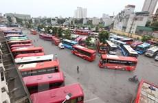 Nghịch lý thực trạng vận tải khách liên tỉnh ở Hà Nội