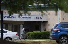 Mỹ: Nổ súng tại trường tiểu học, nhiều học sinh bị thương