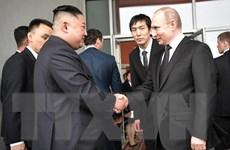 Ông Kim Jong-un mời Tổng thống Nga Putin thăm Triều Tiên