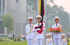 Quốc tang đồng chí Đại tướng Lê Đức Anh diễn ra trong 2 ngày từ 3/5