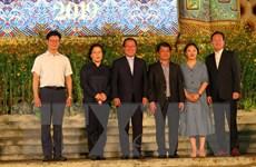 Trao danh hiệu Công dân danh dự của thành phố Huế cho ông Kwang Han