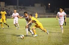 V-League 2019: Hòa Nam Định trên sân nhà, SLNA dứt mạch thắng