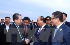 Thủ tướng kết thúc tốt đẹp tham dự Diễn đàn Vành đai và Con đường