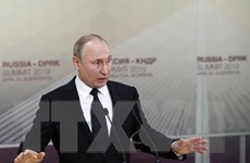 Tổng thống V.Putin: Nga sẽ không lập tức tăng sản lượng dầu mỏ