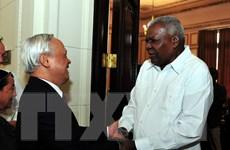 Quốc hội Việt Nam-Cuba cam kết thúc đẩy quan hệ hợp tác truyền thống