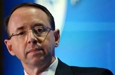 Quan chức chỉ đạo điều tra Nga can thiệp bầu cử Mỹ từ chức