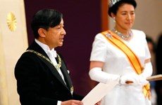 Tổng thống Mỹ Donald Trump chúc mừng tân Nhật hoàng Naruhito