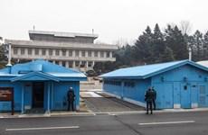 Hàn Quốc nối lại cho người dân tới thăm làng đình chiến