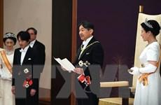 Các lãnh đạo châu Á chúc mừng tân Nhật hoàng Naruhito