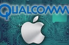 Qualcomm sẽ nhận được đến 4,7 tỷ USD tiền bản quyền với Apple